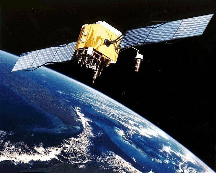 nasa gps satellite