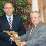 Florida Representative Snyder Gets Sheriffs Association Leadership Award 1