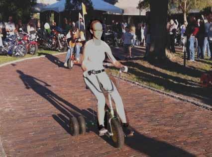 Plant City Holds Anniversary Bike Festival 1