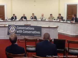 Conversations With Conservatives in Washington DC
